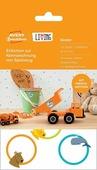 Avery Zweckform Этикетки самоклеящиеся для игрушек Living 32 шт