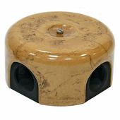 Распаечная коробка D90 капучино 33530 Lindas