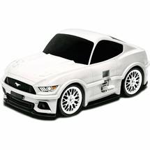 Чемодан детский RIDAZ Ford Mustang GT белый (91006W-WHITE)