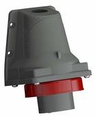 Вилка для монтажа на поверхность easy&safe 332ebs6w,32a,3p+e,ip67,3ч ABB, 2CMA101194R1000