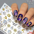 Fashion Nails Слайдер-дизайн Galaxy 45. Fashion Nails.