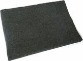Шумоизоляция АвтоБлюз ПВГ 250 Карпет, ПН418, 2 х 1.5 м, графит