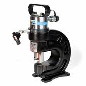 Гидравлический шинодыр ШД-95 NEO КВТ пресс для перфорации электротехнических шин (без матриц) {76506}