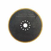 Полотно пильное сегментированное MAKITA TMA003 Bi-Metal-TiN (B-21294)