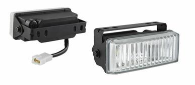 Противотуманная фара Wesem HM3.26401 с лампами (комплект 2 шт.)