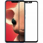 Противоударное защитное стекло Full Screen Cover 0.3mm черное Huawei P Smart Plus\ Nova 3i