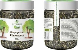 Смесь семян Оргтиум Микс Свежесть, 100 г