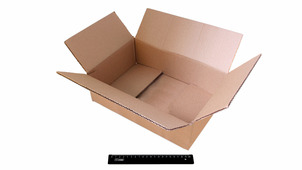 Гофрокороб (картонная коробка) 350*250*100.7963316/01