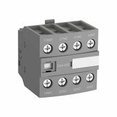 Аксессуары для контакторов ABB CA4-31M Блок контактный дополнительный 3НО+1НЗ для контакторов AF09…AF16 АВВ