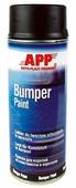 APP 020811 Краска Bumper Paint 400мл (черный)