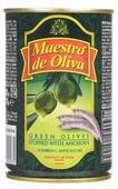 Maestro de Oliva оливки с анчоусом, 300 г