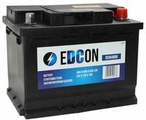 Автомобильный аккумулятор Edcon (56 A/h), 480A R+ (DC56480R)