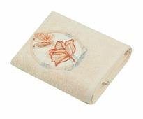 Полотенце банное Pastel махровое, розовый