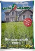 Семена Green Meadow Декоративный газон для глинистых почв, 1 кг