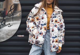 NOHO Куртка(Пуховик) iDream
