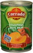Corrado персики в сиропе, 425 г