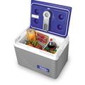 """Автохолодильник Ezetil """"Electric Cooler E 45 12V"""", цвет: синий, 42 л"""