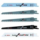 Запасные лезвия для Bosch KEO, PSA, GSA - 5 шт F016800307
