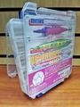 Коробка для приманок Meiho Reversible 160 Clear