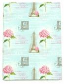 """Ткань Кустарь """"Парижская гортензия №6"""", 48 х 50 см. AM612006"""