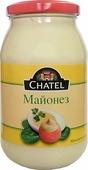 Майонез Chatel 70%, 470 г