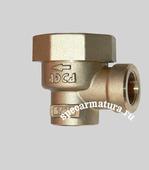 Конденсатоотводчик термостатический муфтовый TH13A Ду15