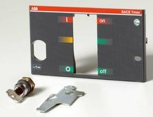 1SDA0 62141 R1 Блокировка выключателя в разомкнутом состоянии KLC-D T7M - разные ключи ABB, 1SDA062141R1