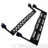 Поддерживающая скоба для патч-панелей LAN-PPL24Uхх, металл