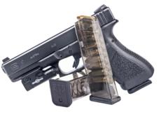 Магазин прозрачный ETS для пистолета Glock (15 патронов)