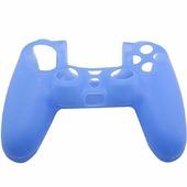 Силиконовый чехол для контроллера Dualshock 4 от PS4 (голубой)