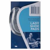 Силиконовые полустельки для туфлей на каблуках LADY SHOE PADS, OmaKing