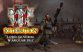 Sega Warhammer 40,000 : Dawn of War II - Retribution - Lord General Wargear DLC (SEGA_2619)