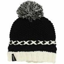 Шапка Spyder Wms Twisty Hand Knit Hat (one size, black, 2012-2013)