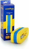 Трос буксировочный Goodyear, GY004002, желтый, 7 т, 5 м