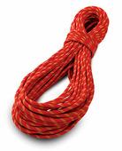 Веревка статика Tendon Secure 10,5, 200m R, red/yellow