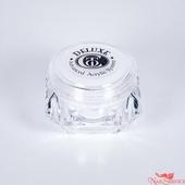 Christrio Акриловая пудра, снежно-белая. 30г. Diamond Deluxe Acrylic Polymer. Christrio.