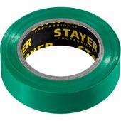 Изоляционная лента пвх STAYER 15 мм х 10 м, не поддерживает горение Protect-10 12291-G