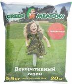 Семена Green Meadow Декоративный стандартный газон, 500 г