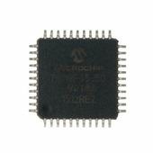 микроконтроллер RISC NXP , QFP PIC18F45J50