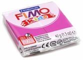 """Глина для рукоделия """"Fimo Kids"""", цвет: розовый, 42 г"""