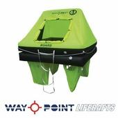 Спасательный плот в контейнере Waypoint Coastal 4 чел 60 x 44 x 24 см