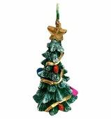 Свеча елочка Новогодняя Сказка