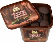 Mr.Cho шоколад темный в каплях, 500 г