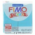"""Полимерная глина для детей Fimo """"Kids"""", цвет: бирюзовый (39), 42 г"""