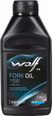 Вилочное масло WOLF Fork Oil 15W / 4657/0.5