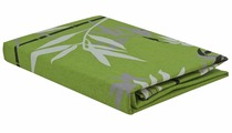 Пододеяльник BegAl поплин 205x220 зеленый