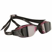 Очки для плавания Xero/Xceed Lady зеркальные линзы AQUA SPHERE (розовый/черный)