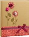 Фотоальбом Летний цвет, 3724978, мультиколор, на 100 фото, 32,5 х 27,5 х 4 см