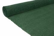 Бумага гофрированная простая, цвет: 561 хвойно-зеленый, 50 см x 2,5 м, арт. 58870