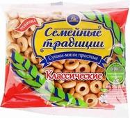 Сушки-мини Невская сушка Семейные традиции, 200 г